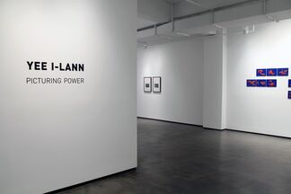 Yee I-Lann: Picturing Power, installation view