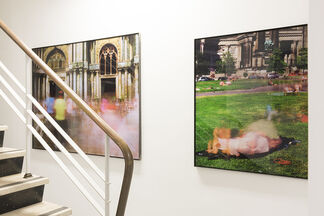 """""""Expedition"""" Solo Michael Wesely, installation view"""
