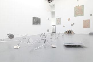 Blue.Seventeen, installation view