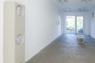 Graue Passion (engl. Grey Passion), installation view