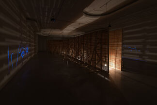 Jimena Sarno: home away from, installation view