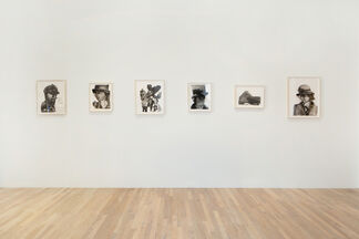 SUZY SPENCE | FULL CRY, installation view
