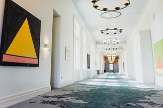 Fall Show: The Corridors Gallery at Hotel Henry, installation view
