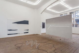 Three Rooms, installation view