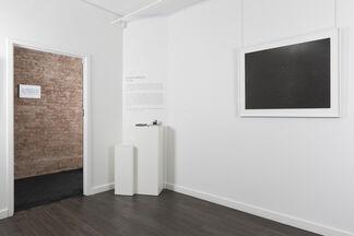 Lucia Papčo, installation view