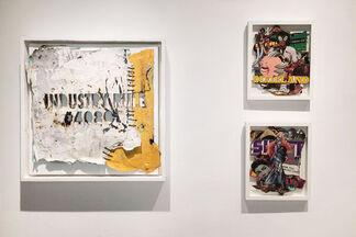 "Robert Hodge ""20ft Tall"", installation view"