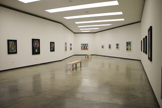 Kazimir Malevich. A retrospective Col. State Russian Museum, installation view
