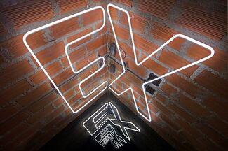 Iván Navarro - Nacht und Nebel, installation view