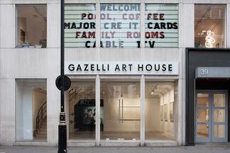 Cabaret Voltaire, installation view