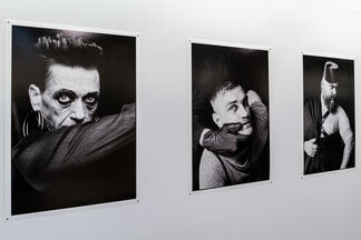 On the Inside: Portraiture Through Photography, installation view