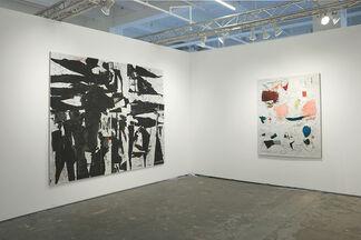 Romer Young Gallery at NADA New York 2017, installation view