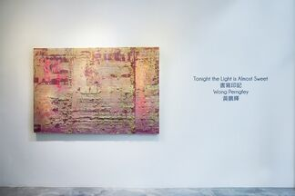 Tonight the Light is Almost Sweet, installation view