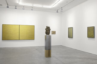 WITH HONEY FROM THE ROCK, installation view