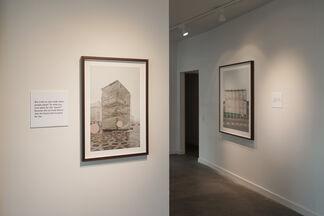 Under Reconstruction, installation view
