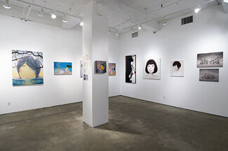 Japanese Human Sensors - Curated by Gallery Kogure, installation view