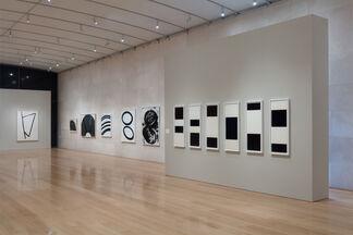 Richard Serra: Prints, installation view