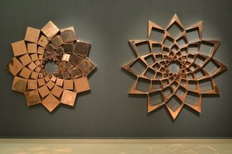 Leila Heller Gallery at Masterpiece London 2014, installation view
