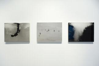 Eric Zener - Recent Paintings, installation view