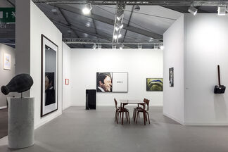 Mai 36 Galerie at Frieze London 2015, installation view
