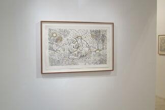 Agathe Pitié, installation view