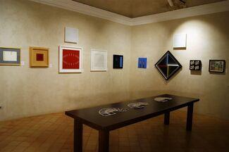Contemporary Art in Borgomaro, installation view