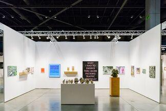 Richard Heller Gallery at Seattle Art Fair 2016, installation view