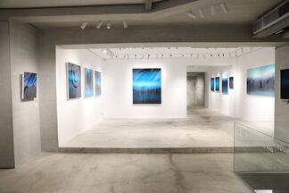 FUZZY TRACE - DUO EXHIBITION, installation view