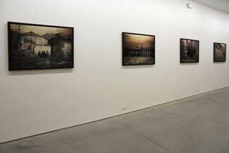 Uprooted, installation view