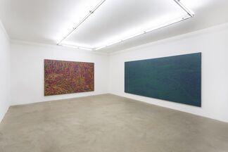 Lu Xinjian - Infinite Lines, installation view