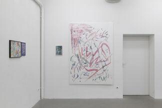 Rackerds Backages - Axel Koschier, Robert Müller, installation view