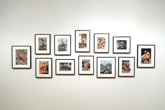 AKIRA SHIMIZU: Scattering Scale, installation view