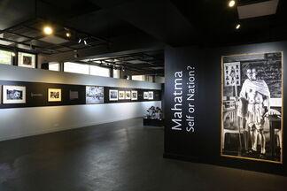 Mahatma - Self ot Nation?, installation view