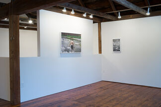 Barry Stone - The World is Round From Here, installation view