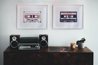 Let's Admit We Love the 80's, installation view