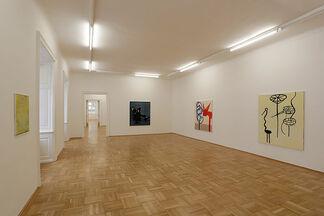 WALTER SWENNEN - curated by_Miguel Wandschneider, installation view