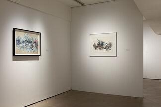 Khaled Al-Saai: Memory of a City, installation view