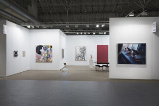 Perrotin at EXPO CHICAGO 2017, installation view