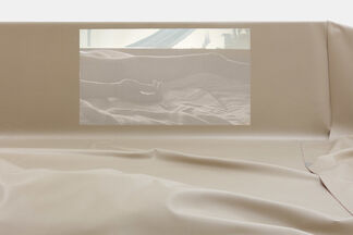 Guillaume Leblon  |  THERE IS A MAN, installation view