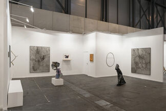 the Goma at ARCOmadrid 2017, installation view