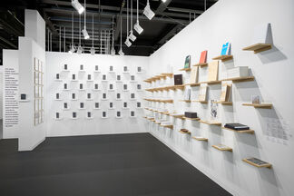 mfc - michèle didier at Art Basel 2015, installation view