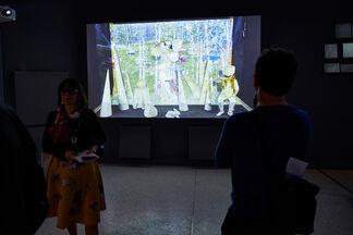 United States Pavilion, installation view