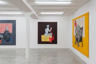 Amadou Sanogo, installation view