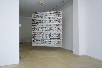 Sofia Hultén   Truckin', installation view