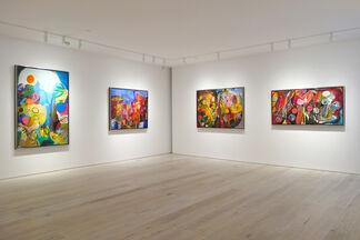 Bill Scott: Imagining Spring, installation view