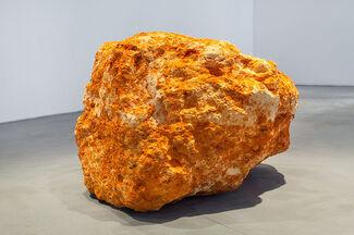 Jedediah Caesar: Stone Underground, installation view