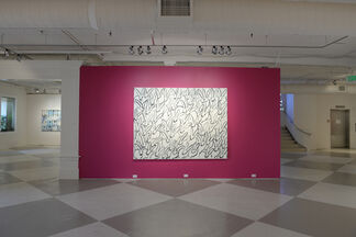 Hunt Slonem: In Two Worlds, installation view