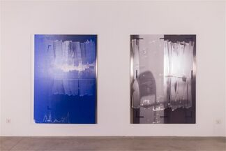 Group Show: Painting The Sky Blue, installation view