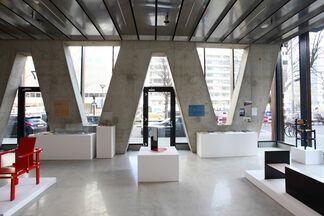 Social Design of Rietveld, installation view