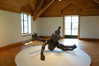Zhang Huan: Evoking Tradition, installation view