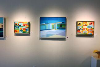 """Mid-century in the Desert"", installation view"